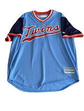 New listing Brian Dozier Minnesota Twins Players Weekend Majestic Jersey XL
