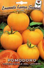150 Semi/Seeds POMODORO Tondino Giallo (Sel. Leccese)