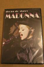 Madonna - Droga do Sławy DVD POLISH RELEASE