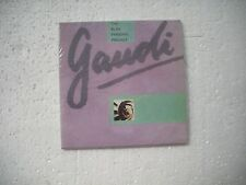 THE ALAN PARSONS PROJECT  / GAUDI  --  European cd mini LP opened