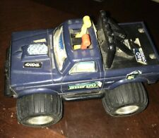 Playskool Bigfoot Toy Battery Operated Truck No Key Pre Owned