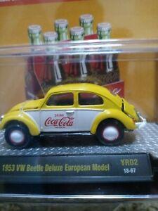 1953 VW Coca-Cola Bug