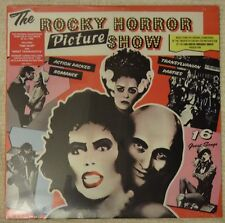 The Rocky Horror Picture Show Clear Marble Red Vinyl LTD EDITION of 1000 LAST 1