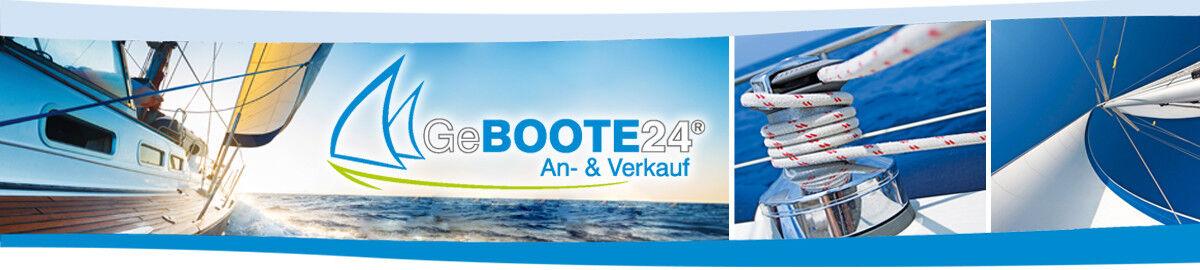 GeBOOTE24 - Bootsteile & -zubehör