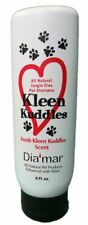 Kleen Kuddles All Natural Tangle Free Pet Shampoo, 8 oz