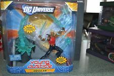 "DC UNIVERSE dc unlimited YOUNG justice AQUALAD figure 6"" action figure"