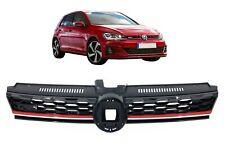 Griglia Centrale Badgeless per VW Golf 7.5 VII Facelift 17+ GTI Design