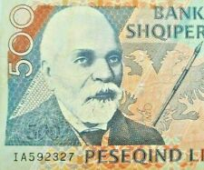 200 - 500 Albania Leke 2007 Albanie #F4#