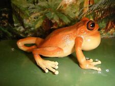 NATURE'S WONDERS LIFE SIZE SPURRED TREE FROG N92-038B