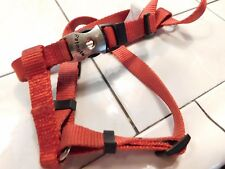 Pet Mate Red small dog Harness 5/8 x 12 - 20""