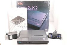 NEC PC Engine Duo Game Console ( JAP ) - Re-capped & RGB / Region Free Modded