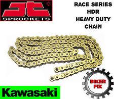 Kawasaki KLX400 A1 (KLX400 S R) 03 GOLD Heavy Duty Chain HDR Race