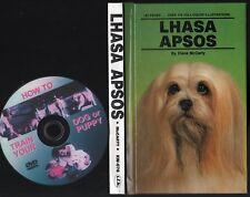 LHASA APSOS 192pg EC OWNER MANUAL + BONUS Free Training DVD