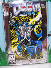 THE 2099 COLLECTION OF DOOM, THE PUNISHER, AND RAVAGE - New, Never Opened
