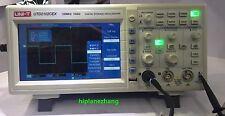 Digital Oscilloscope 100MHz 2Channels 1GSa/s 7'' TFT LCD 800x480 USB UTD2102CEX
