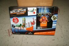 HotWheels Ballistiks Full Force Aerial Attack Mortar & Lock Load Launcher 2 Sets