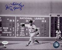 1965-71 Boston Red Sox Jim Lonborg Autographed 8x10 Photo JSA Hologram