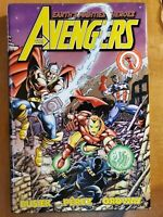 Avengers Assemble v2 oversized hardcover good condition Kurt Busiek George Perez