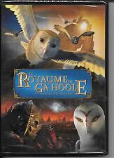 DVD ZONE 2--LE ROYAUME DE GA' HOOLE - LA LEGENDE DES GARDIENS--ZAK SNYDER--NEUF