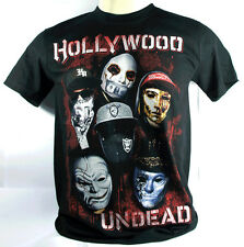 Hollywood Undead Large Size L New! T-Shirt (American Tragedy) 1307