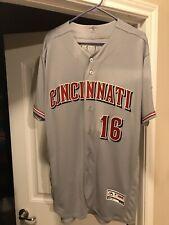 cincinnati reds team issued Baseball Jersey. Mlb Authenticated.