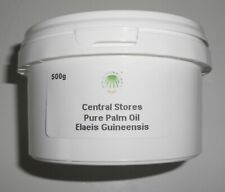 Palm Oil 25g - 1kg Pure RSPO Certified Ingredient for Soap Making Cosmetics Fast