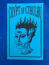Crypt Of Cthulhu Fanzine #96 Zine HP Lovecraft 1997 Necronomicon Press
