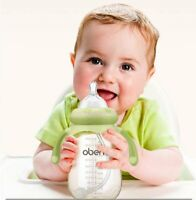 240ml Child Infant Baby Breast Milk Bottle Wide Neck For Feeding Baby Caring
