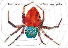 NEW - The Very Busy Spider by Carle, Eric