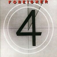 *NEW* CD Album  Foreigner - 4 (Four) (Mini LP Style Card Case)