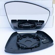 Rechts Konvex Außenspiegel Spiegelglas Ersatz für Peugeot 308 2014-2020 Beheizt