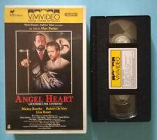 VHS Film Ita Thriller ANGEL HEART robert de niro lisa bonet no dvd cd lp (V190)