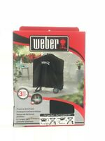 Weber BBQ Grill Cover: Black I Fits 1000 & 2000 Series (LM65)