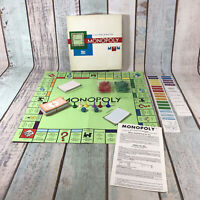 1961 Vintage French Edition Miro Monopoly Board Game Contents In VGC Part SEALED