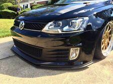 VW Jetta MK6 GLI Front Bumper Lower Lip spoiler Cup Chin Valance Splitter MK 6 R