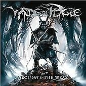 Winds of Plague - Decimate the Weak (CD 2008)  NEW AND SEALED