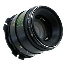 🎥PL mount ❤Helios 44-2 2/58 Fast Cine 4K Lens fo RED One Alexa ARRI URSA BMPCC‼