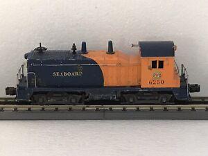 Lionel 6250 Seaboard Diesel Switcher Locomotive Engine - Runs Very Well