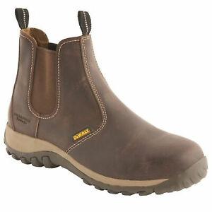 DeWalt Safety Work Dealer Boots Steel Toe & Midsole SBP Sizes 6-12 - Radial
