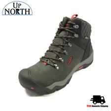 KEEN Womens 1013212 Revel III Insulated Hiking BOOTS Black Rose 10