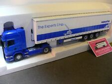 1/50 uh scania Komatsu the experts line planear-remolcarse 5608