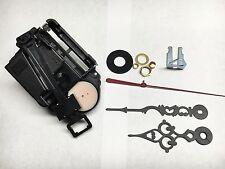 "TAKANE Quartz Battery Clock Pendulum  Movement Only 3/8 "" Shaft fits 1/8"" Dial"