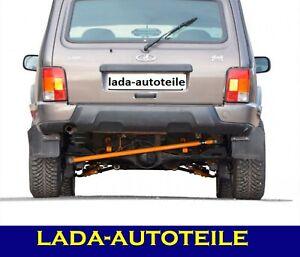 Erhöhung der Bodenfreiheit für Autos Lada Niva 2121