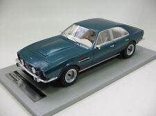 Tecnomodel Aston Martin Lagonda Saloon V8 4 Doors Metallic green 1974 1/18