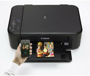 Canon PIXMA MG3620 Home Office Wireless All-In-One Inkjet Printer