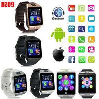 DZ09 SmartWatch Armband uhr Bluetooth SIM Kamera Samsung Android iPhone Geschenk