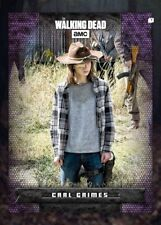 Topps WALKING DEAD DIGITAL Card Trader WARSONG PURPLE CARL GRIMES PRIZE WHEEL