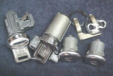 New Door Ignition Glove Locks With Keys GMC Chevy Pickup Truck 79 80 81 82 - 87