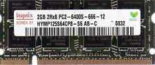 2GB Alienware Area 51 M17X M5550 M5750 M5790 M9750 DDR2 Laptop/Notebook Memory