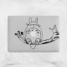 Totoro Decal for Macbook Pro sticker vinyl air mac 13 15 11 laptop skin Ghibli